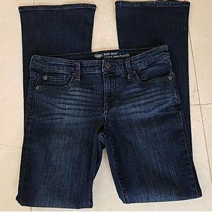 Gap Baby Boot Dark Jean